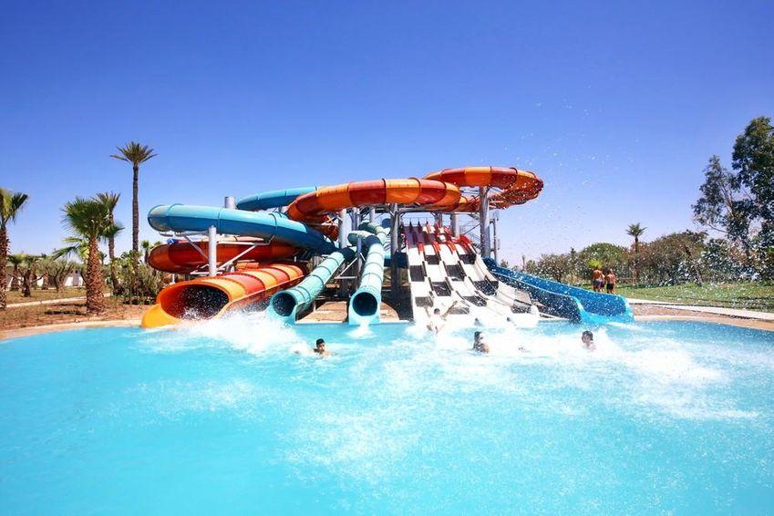 Un nouveau parc aquatique ouvre ses portes à Marrakech