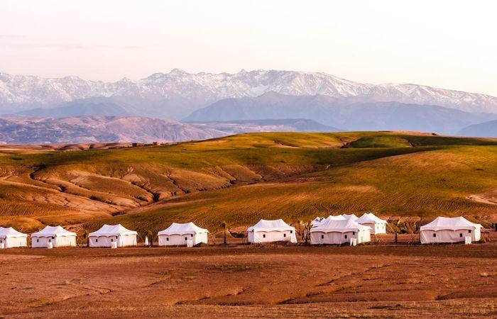 Le désert d'Agafay : nos 6 adresses préférées