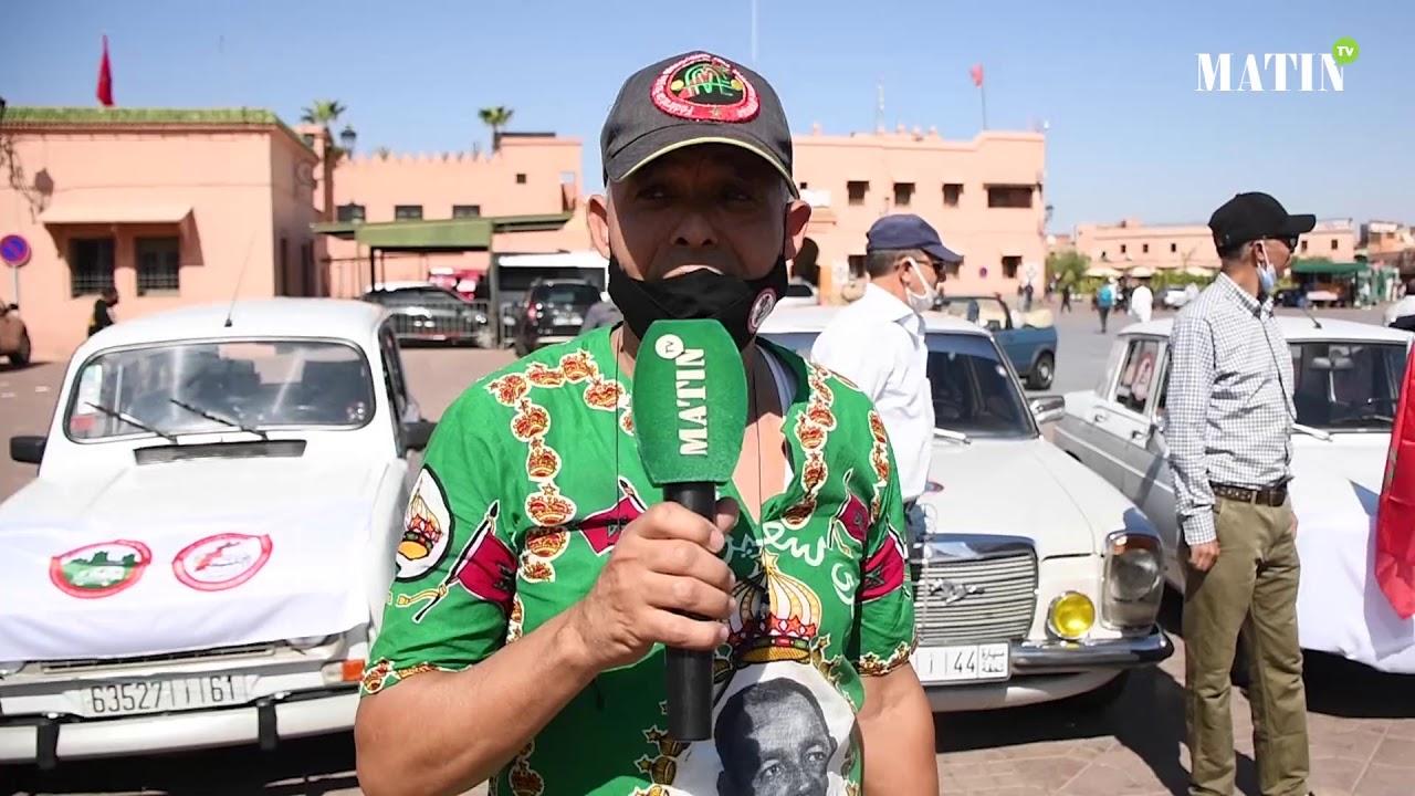 Marrakech: La Fédération royale marocaine des véhicules d'époque se mobilise pour le tourisme