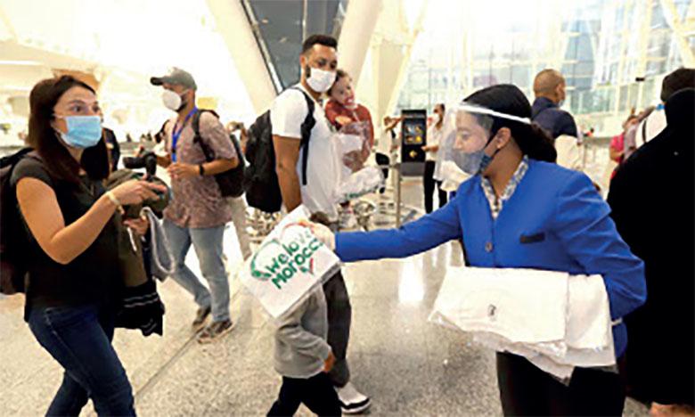 Un projet de code mondial pour la protection des touristes