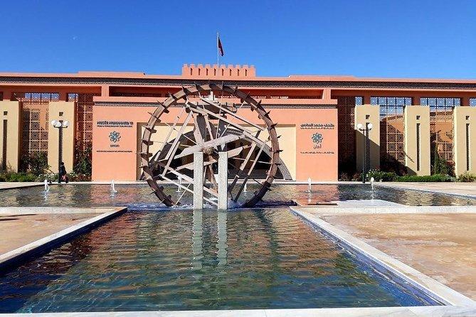 Marrakech .. Visite guidée au musée de l'eau