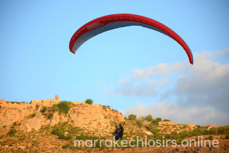 Expérience Parapente à Marrakech - Marrakech Loisirs Online